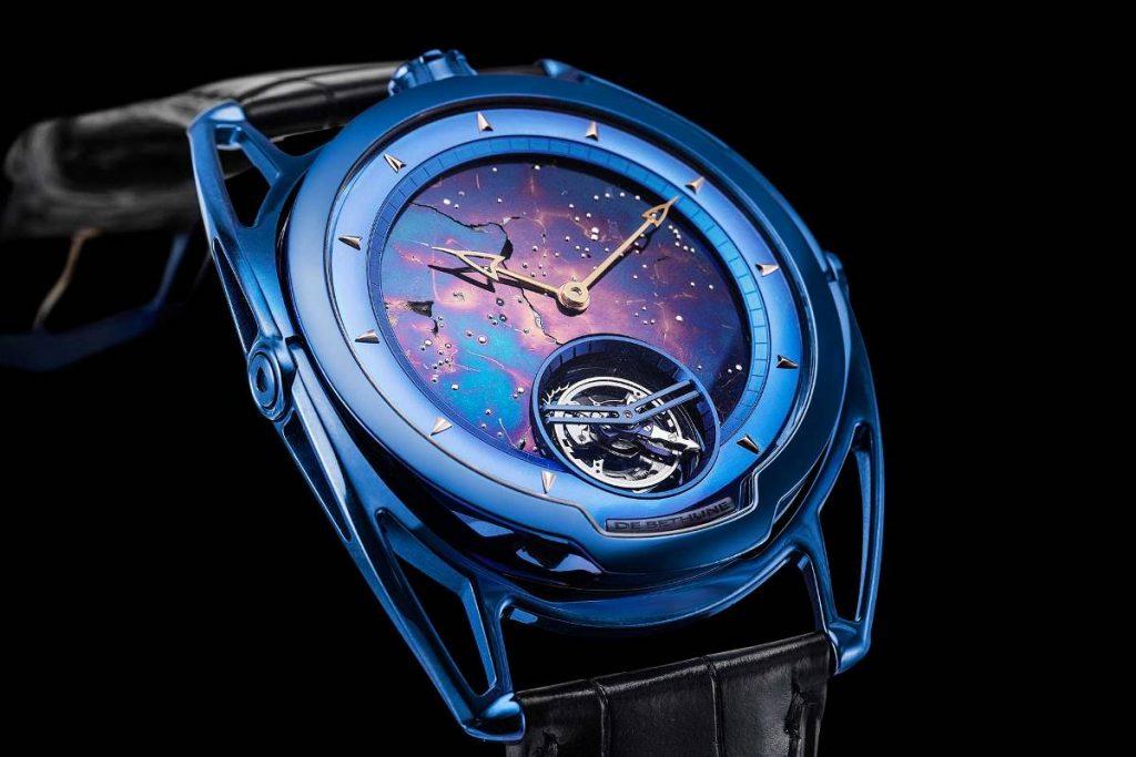 De Béthune DB28 Kind of Blue