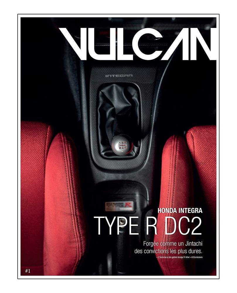 Vulcan magazine