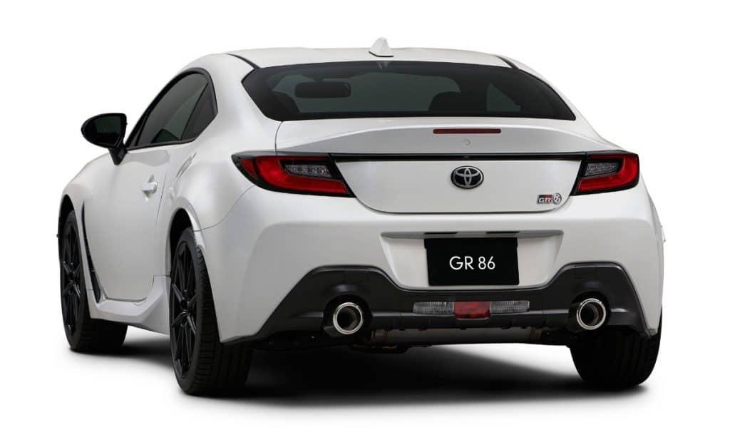 Toyota GR86
