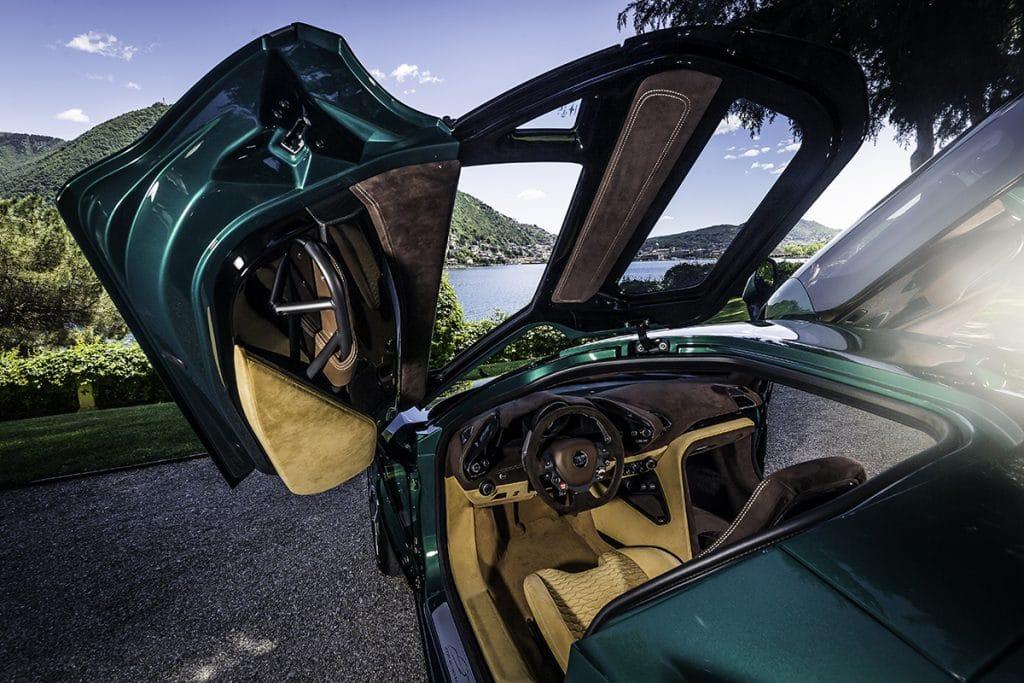 Touring Superleggera Arese RH95