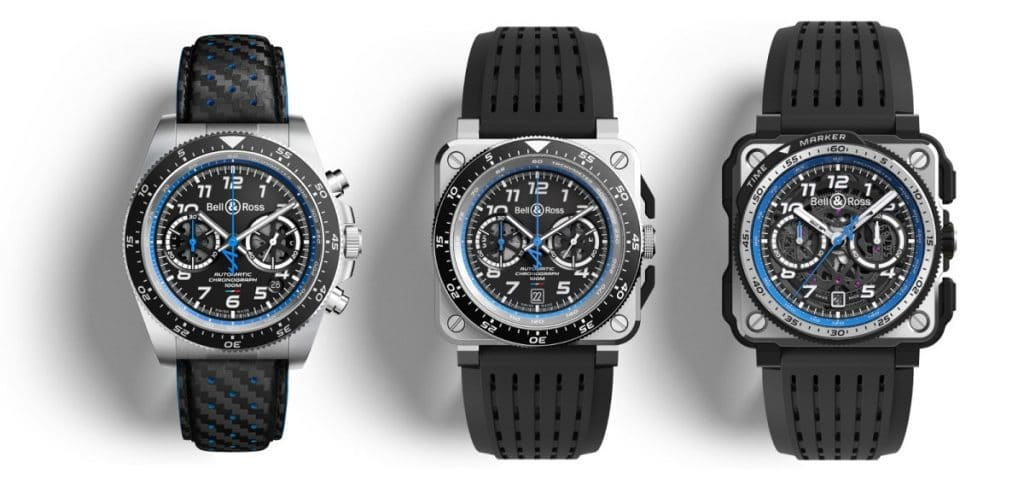 Bell & Ross BR V3-94 A521, BR 03-94 A521, BR-X1 A521