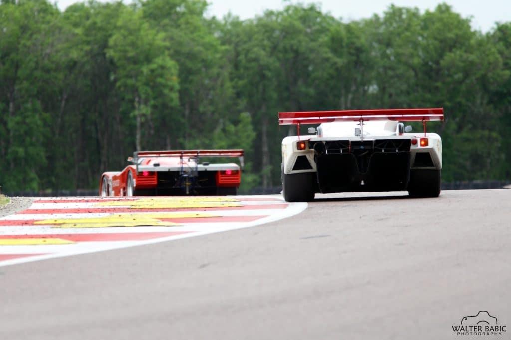 Grand Prix de l'Age d'Or 2021 - Group C Racing