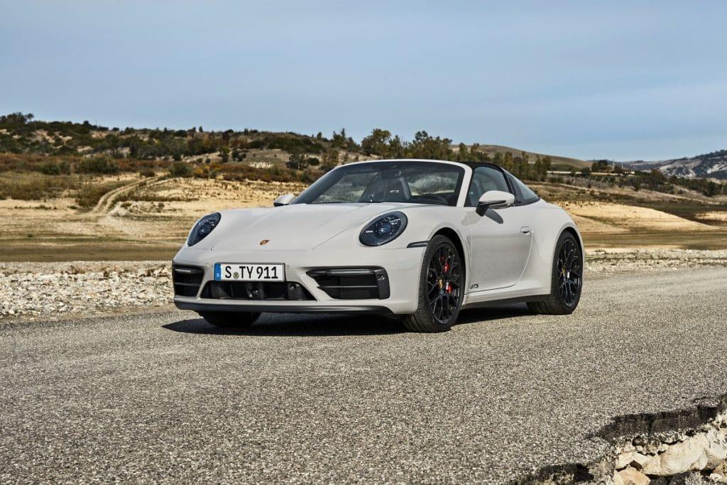 Porsche 911 GTS (992)