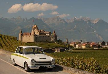 Ford Cortina 1963 (Lotus Replica)