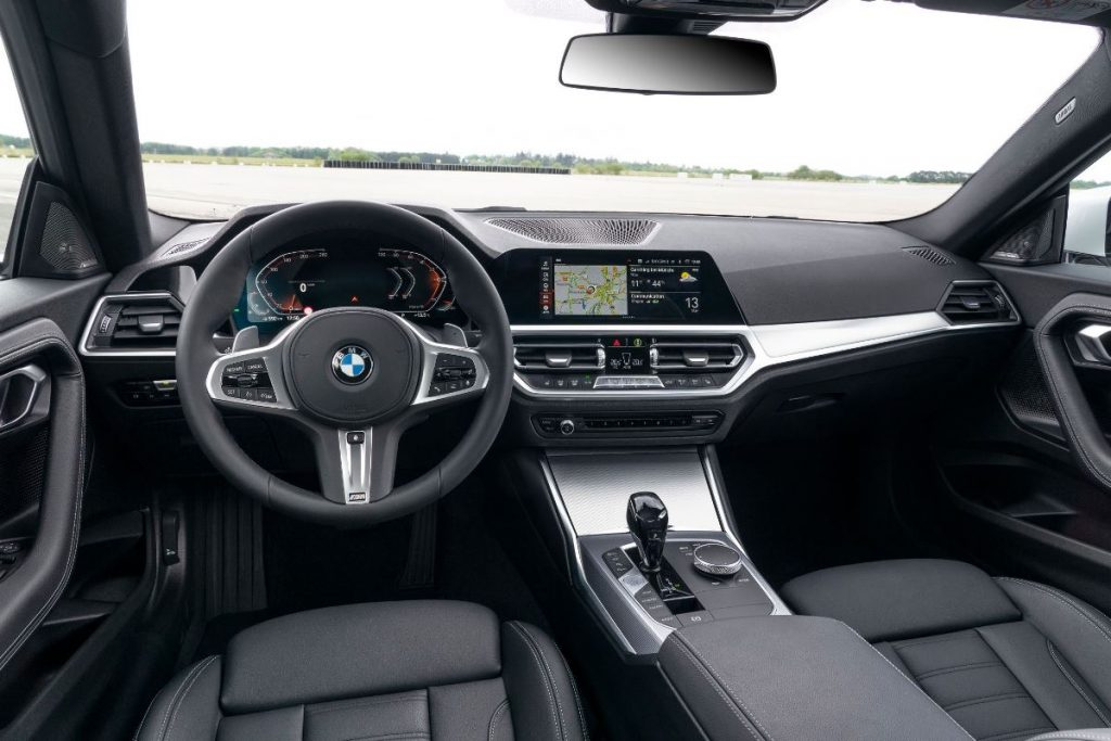 BMW Série 2 Coupé (2021)