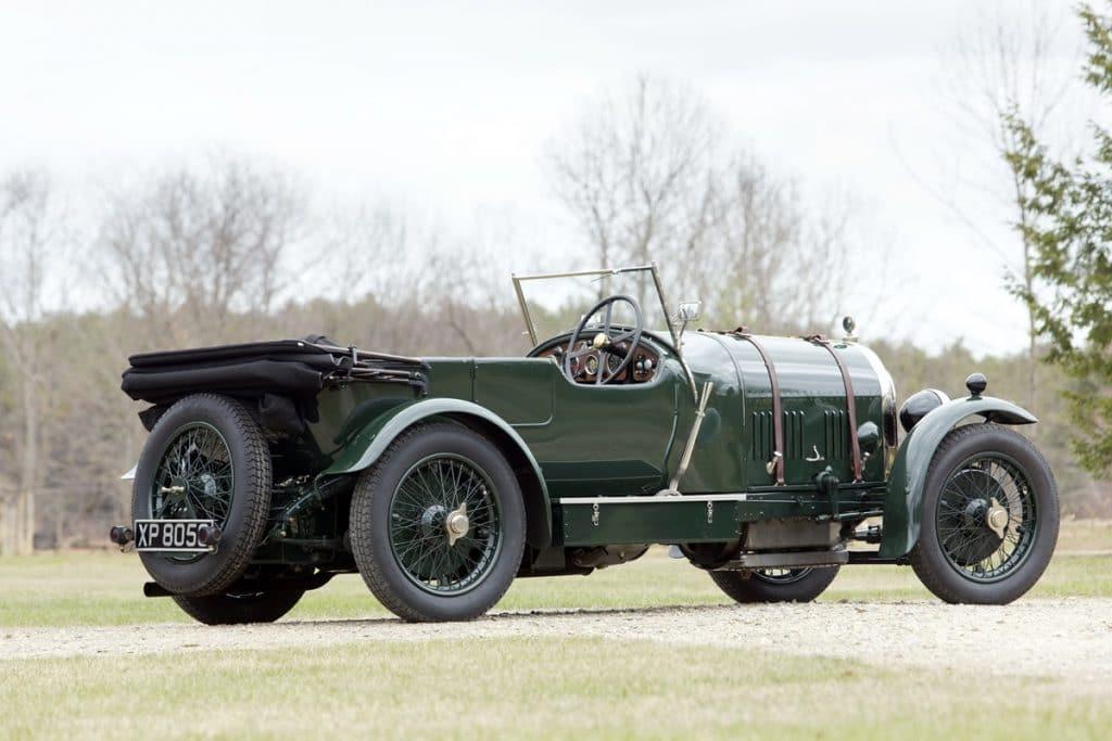 Bentley 3 litres Sport