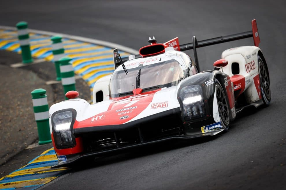 24 Heures du Mans 2021 - Toyota GR010