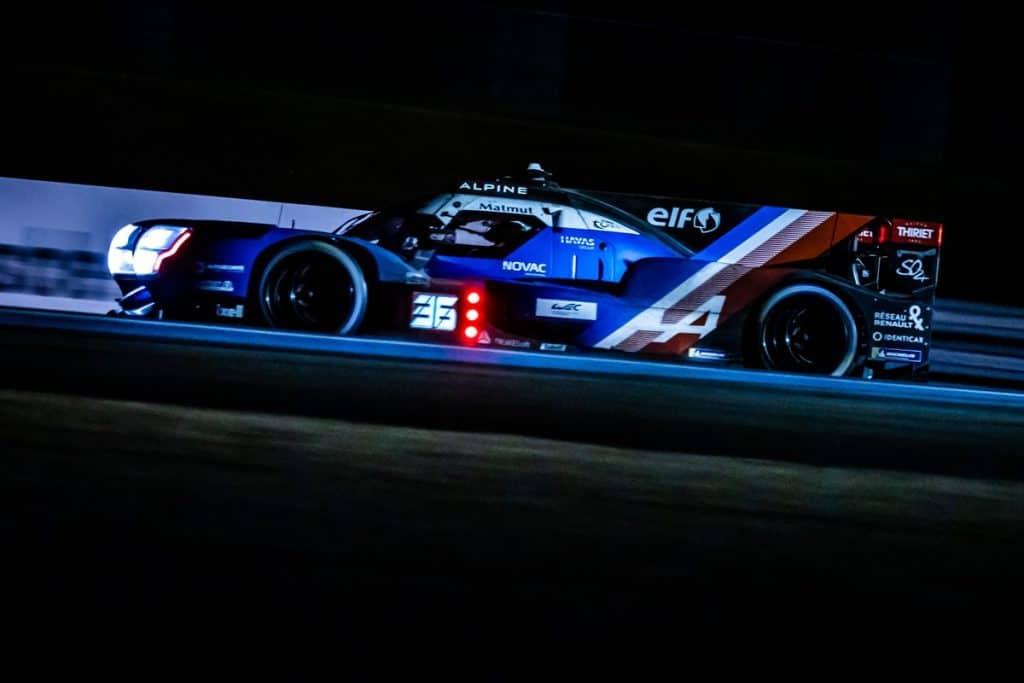 24 Heures du Mans 2021 - Alpine A480