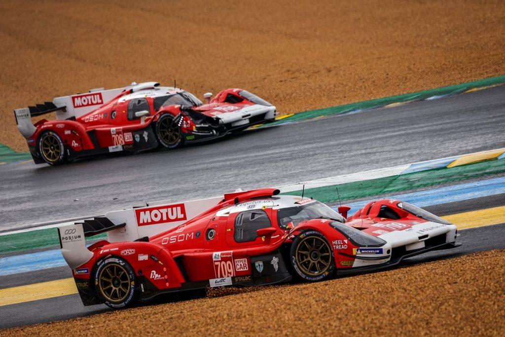24 Heures du Mans 2021 - Glickenhaus 007