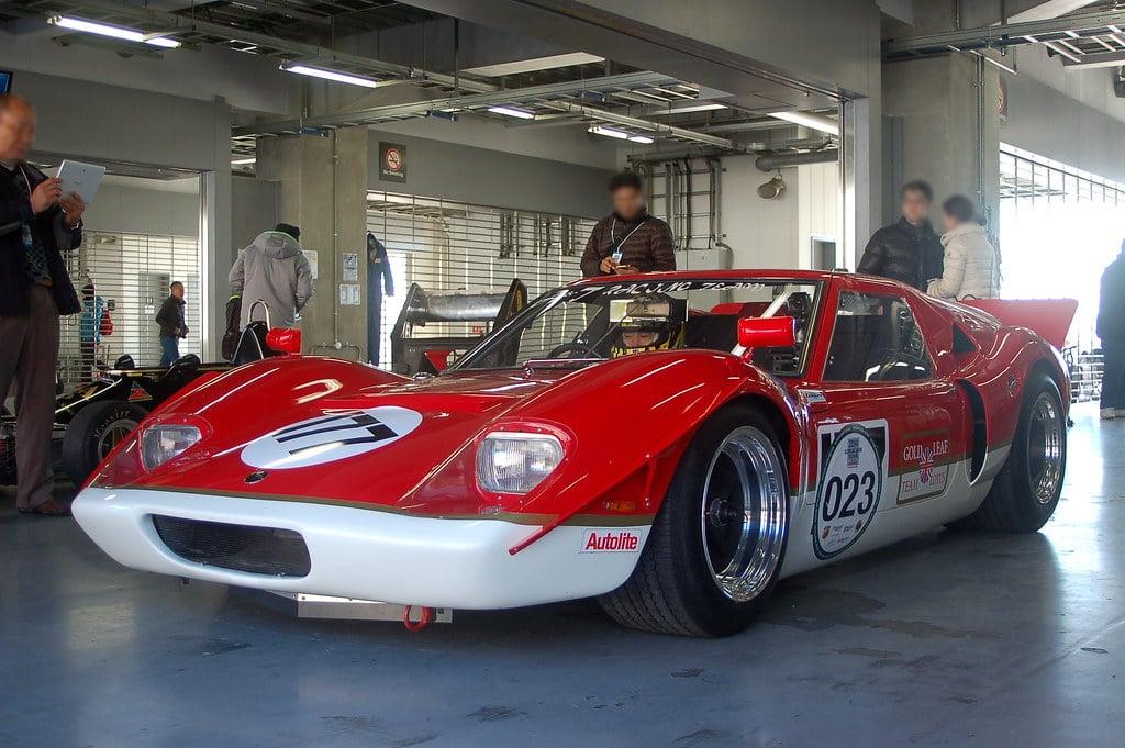Lotus Type 62