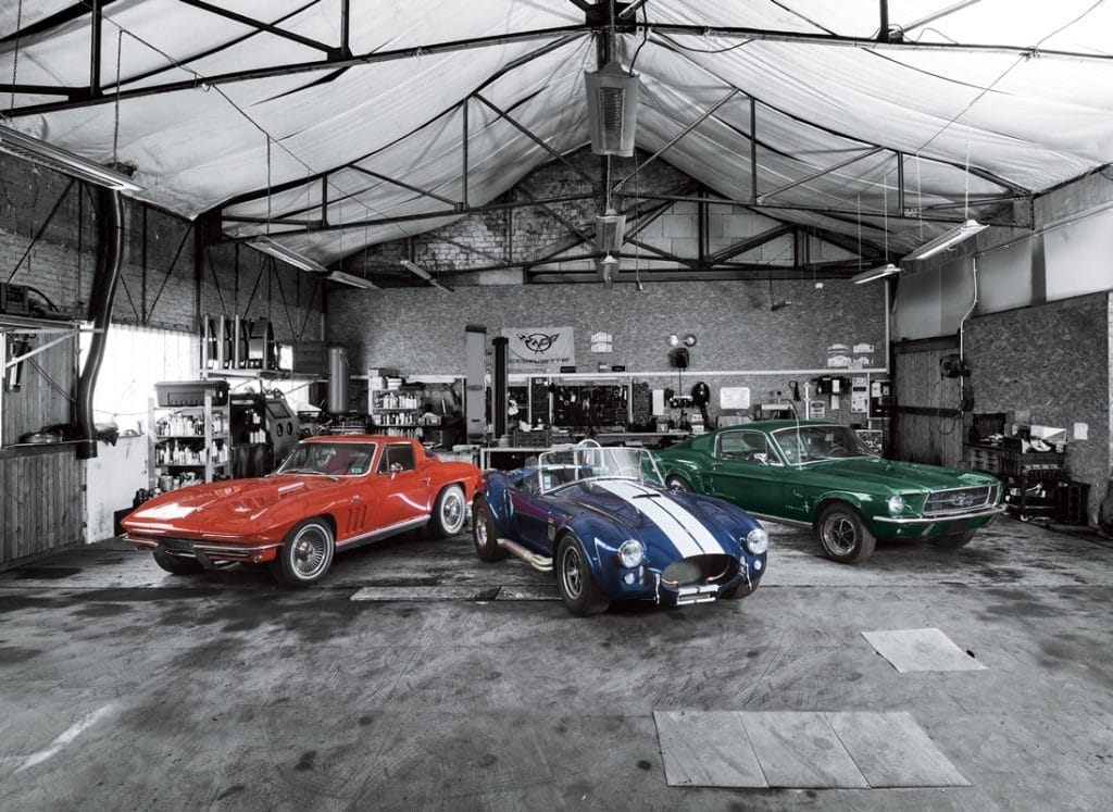 """Breitling collection """"Top Time Classic Cars"""""""