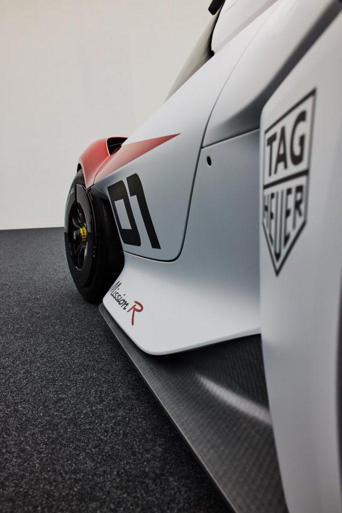 Porsche concept Mission R