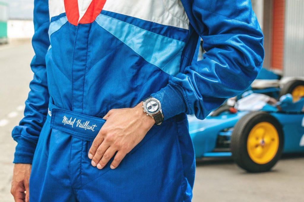 Yema Rallygraf x Michel Vaillant