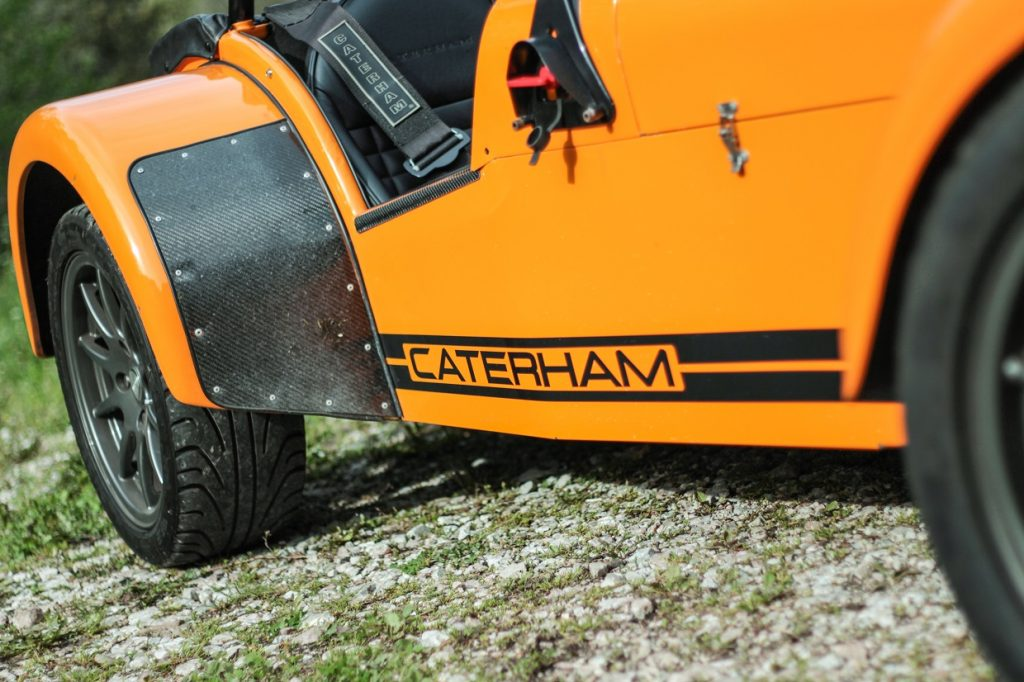 Caterham 1600K